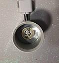 AL155 GU10 білий світильник Трековий, фото 6