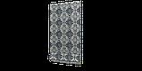 Декоративная ткань вензель синий с тефлоновой пропиткой Турция 87844v11, фото 3