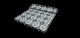 Декоративная ткань вензель синий с тефлоновой пропиткой Турция 87844v11, фото 5