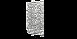 Декоративна тканина вензель сірий з тефлоновим просоченням Туреччина 87840v5, фото 4