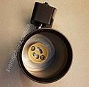 Feron AL155 GU10 чорний трековий світильник під лампу змінну, фото 7