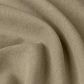 Блэкаут рогожка однотонная бежевого цвета Турция 85744v3