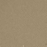Блекаут рогожка однотонна бежевого кольору Туреччина 85744v3, фото 2