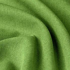 Блэкаут рогожка однотонная салатного цвета Турция 85754v13
