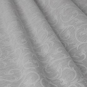 Скатертные ткани для ресторана цветочные узоры на сером фоне Испания 85696v3