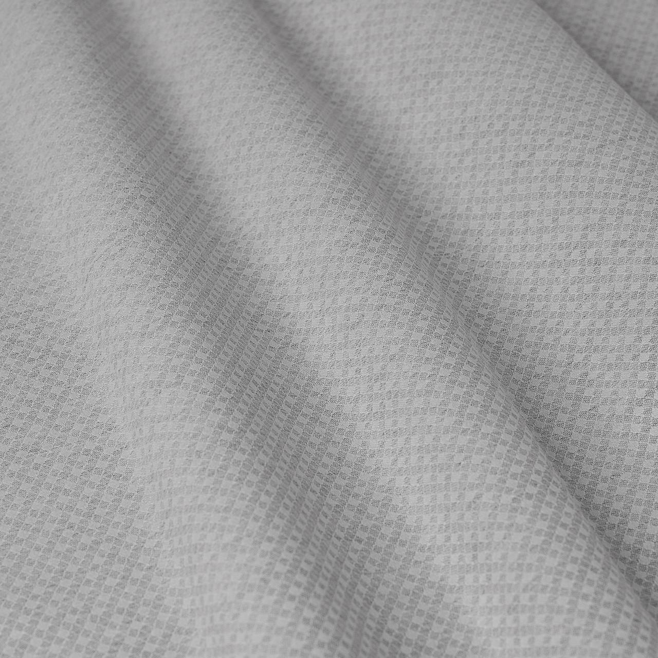 Однотонна скатерная тканина для ресторану сіра Іспанія 85693v3