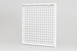 Вентиляционная решетка из перфорированного листа 300х300, фото 3