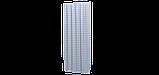 Декоративная ткань в бело-голубой зигзаг Турция 85711v19, фото 4