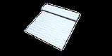 Декоративная ткань в бело-голубой зигзаг Турция 85711v19, фото 6