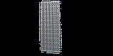Декоративна тканина синій візерунок на білосніжному тлі Іспанія 280см 84666v1, фото 4