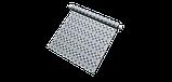 Декоративна тканина синій візерунок на білосніжному тлі Іспанія 280см 84666v1, фото 6