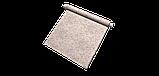 Декоративная ткань бежевый цветочный узор с птицами на сиреневом фоне 280см 84660v3, фото 6