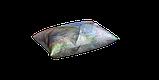Декоративная ткань с крупными разноцветными ромбами в размытом исполнении Испания 84644v1, фото 4