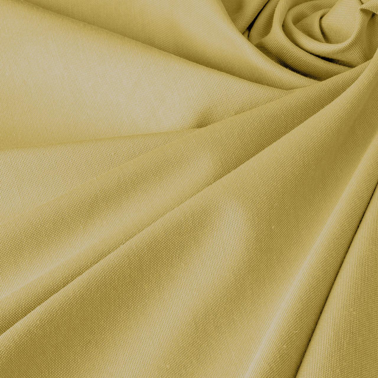Однотонна декоративна тканина коричневого кольору з тефлоном Туреччина DRS-84596