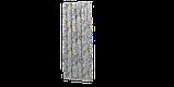 Вулична тканина з великими голубувато-зеленим листям на бежевому фоні Іспанія 84639v4, фото 5