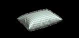 Декоративная ткань в мелкую клетку бело-зеленого цвета 180 см 84579v33, фото 6