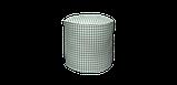 Декоративная ткань в мелкую клетку бело-зеленого цвета 180 см 84579v33, фото 7