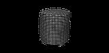 Декоративная ткань в мелкую клетку черно-белая Турция 180 см 84577v31, фото 6