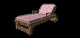 Декоративна тканина білі візерунки на рожевому тлі Туреччина 84584v4, фото 6