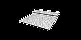 Декоративная ткань белые узоры на сером фоне Турция 84583v3, фото 7