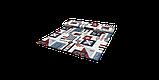 Декоративная ткань с тефлоновой пропиткой морская тематика 84576v3, фото 9
