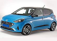 Молдинги на двері для Hyundai i10 5Dr 2020+