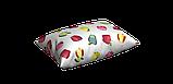 Декоративна тканина різнокольорові яблука 180см Туреччина 84518v8, фото 5