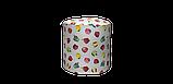 Декоративна тканина різнокольорові яблука 180см Туреччина 84518v8, фото 6