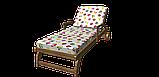 Декоративна тканина різнокольорові яблука 180см Туреччина 84518v8, фото 7