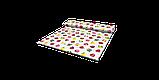 Декоративна тканина різнокольорові яблука 180см Туреччина 84518v8, фото 9