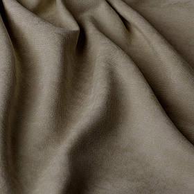 Однотонна декоративна тканина велюр шоколадного кольору Туреччина 84431v41