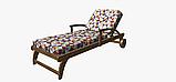 Декоративная ткань с серо-бежевой мозаикой 180см 84484v1, фото 8