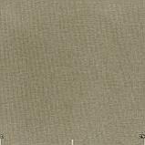 Декоративна однотонна тканина бежевого кольору 300см 84449v6, фото 2
