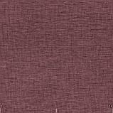 Декоративна однотонна тканина фіолетового кольору Туреччина 84460v17, фото 2