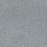 Декоративная однотонная ткань рогожка серая 300см 84467v22, фото 2