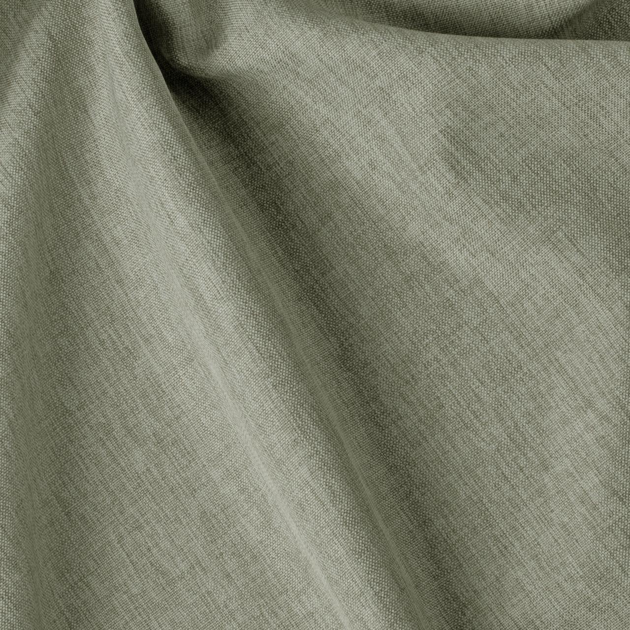 Декоративна однотонна рогожка сірого кольору Туреччина 84473v28