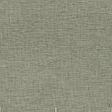 Декоративна однотонна рогожка сірого кольору Туреччина 84473v28, фото 2