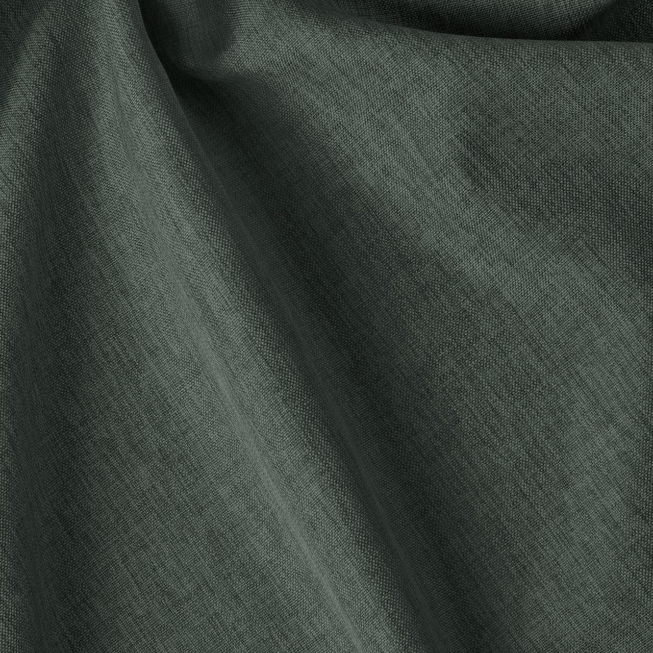 Декоративна однотонна тканина сірого кольору Туреччина 84478v33