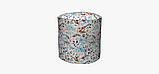 Декоративная ткань с цветами бирюзового и кораллого цвета Испания 84383v1, фото 6