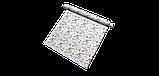Декоративная ткань с цветами бирюзового и кораллого цвета Испания 84383v1, фото 8