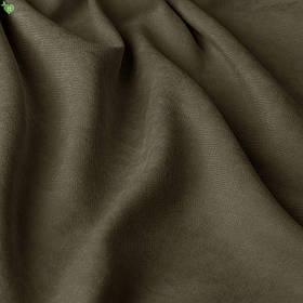 Однотонна декоративна тканина велюр шоколадний Туреччина 84378v32