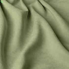 Однотонна декоративна тканина велюр оливково-зелений 84371v25