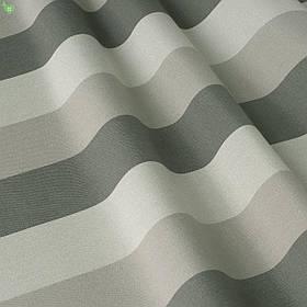 Вулична декоративна тканина в смужку білого, чорного і сірого кольору 84340v4