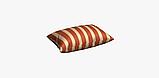 Вулична декоративна тканина смуга червоного і бежевого кольору 84330v3, фото 6