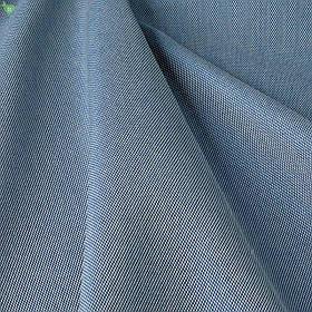 Уличная ткань с фактурой голубого цвета для штор на открытую террасу 84275v9