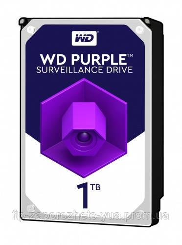Жесткий диск Western Digital 1TB WD10PURZ