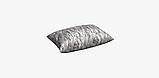 Декоративні тканини з сірим абстрактним візерунком 84293v2, фото 6