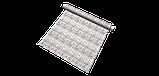 Декоративні тканини з сірим абстрактним візерунком 84293v2, фото 8