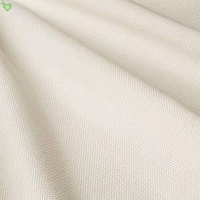 Скатертная ткань для ресторана без рисунка кремовая фактурная Италия 83550v3