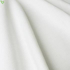 Скатертная ткань для ресторана фактурная молочного цвета Италия 83548v1